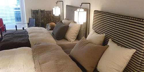 los textiles de caravane decofeelings. Black Bedroom Furniture Sets. Home Design Ideas