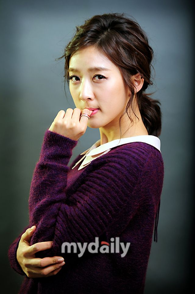 Lee Chung Ah For My Daily (UPDATE: +3 Photos) | Couch Kimchi